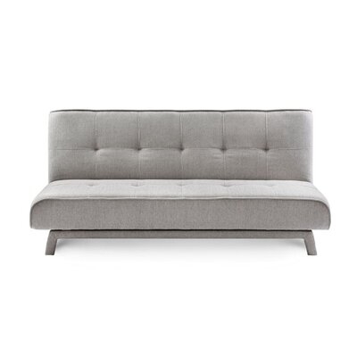 Avila Convertible Sofa Upholstery: Light Gray