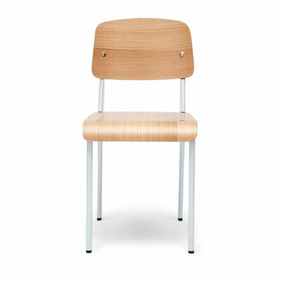 Veloz Side Chair Finish: White