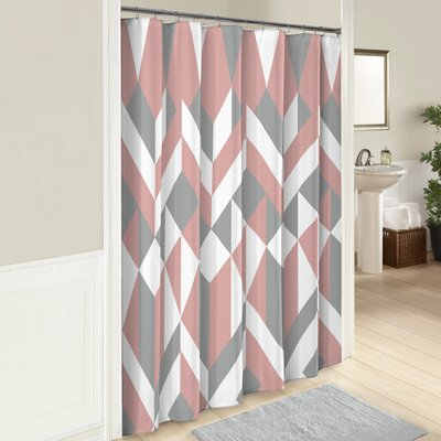 Babineau Cotton Shower Curtain