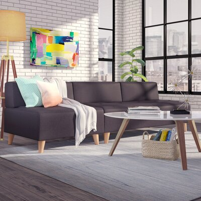 Alley Armless Sofa