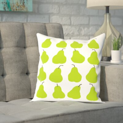 Outdoor Cotton Throw Pillow Size: 18 H x 18 W x 2 D