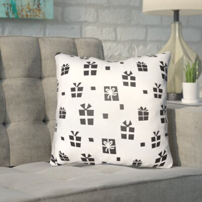 Nova Exchange Indoor/Outdoor Throw Pillow Size: 16 H x 16 W x 4 D