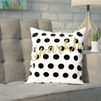 Callister Throw Pillow Size: 16 H x 16 W x 2 D
