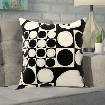 Bretz Wool Throw Pillow