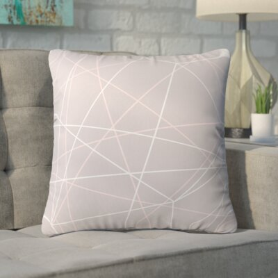 Brook Indoor/Outdoor Throw Pillow Size: 18 H x 18 W x 5 D