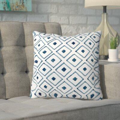 Irena Ascot Outdoor Throw Pillow Size: 16 H x 16 W x 4 D