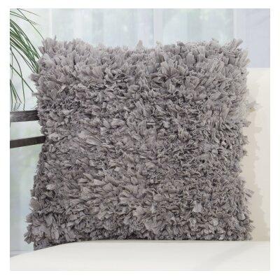 Bresnahan Throw Pillow Color: Gray