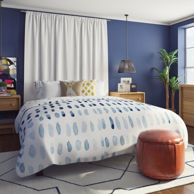 Social Proper Duvet Cover Set Size: King