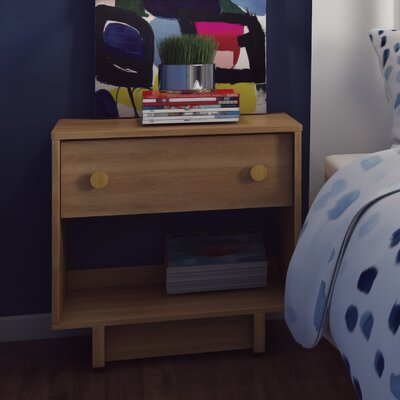 Utecht 1 Drawer�Nightstand