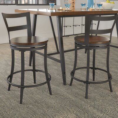 Baeza 24 Swivel Bar Stool