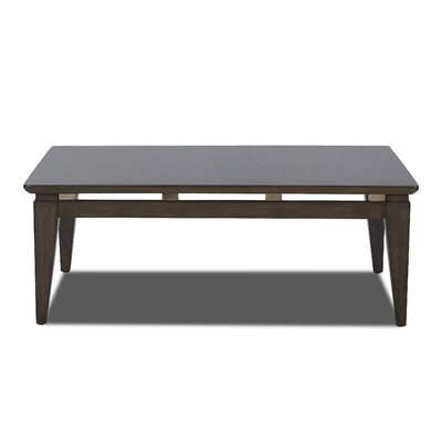 Baier Coffee Table with Magazine Rack