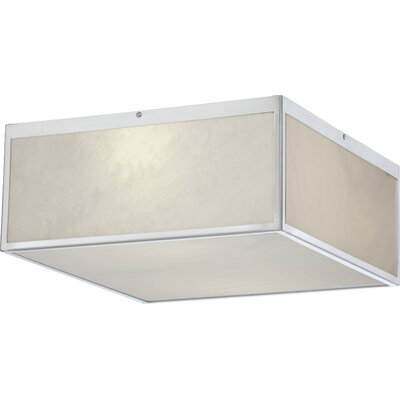 Almeta 1-Light LED Flush Mount