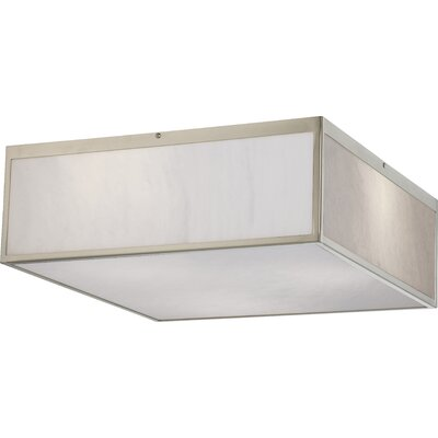 Almeta 3-Light LED Flush Mount