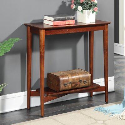 Ali Wood Console Table