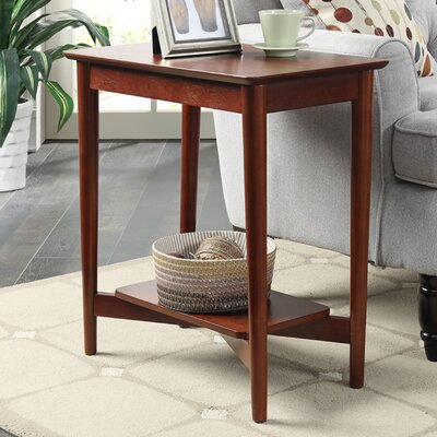 Ali Mid Century Chairside Table