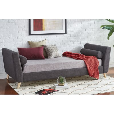 Cunniff Daybed Color: Dark Gray