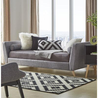 Cunniff Daybed Color: Gray