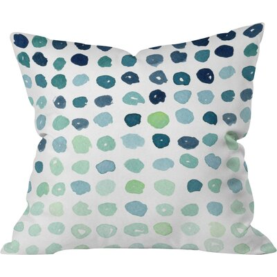 Estes Fallen Outdoor Throw Pillow Size: 16 H x 16 W x 4 D