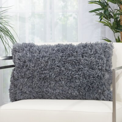 Bulah Throw Pillow Color: Gray