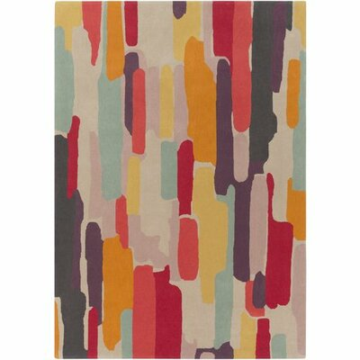 Melaina Hand-Tufted Modern Area Rug Rug Size: Rectangle 9 x 12