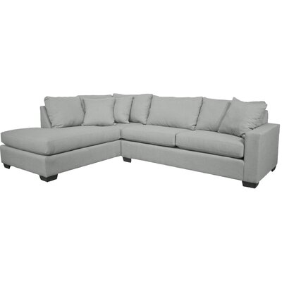 Hannah Sectional Upholstery: Metal