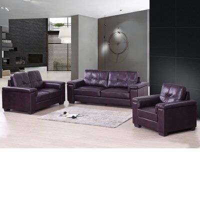 Byfield 3 Piece Living Room Set