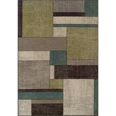 Caruthers Multi Area Rug Rug Size: Rectangle 53 x 77