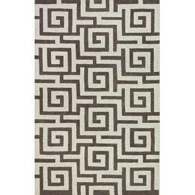 Carreiro Pewter Area Rug Rug Size: Rectangle 36 x 56