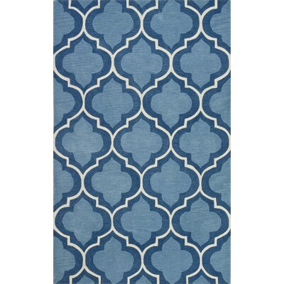 Mitchel Sea Glass Area Rug Rug Size: 36 x 56