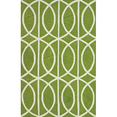 Blackledge Clover Area Rug Rug Size: 36 x 56