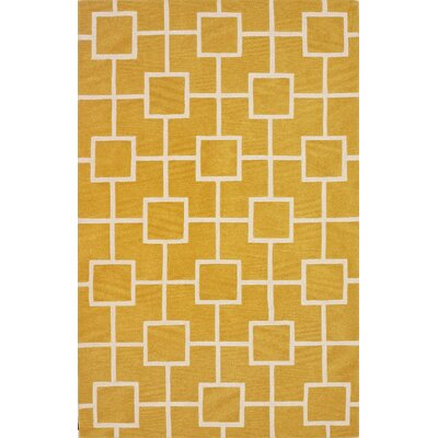 Oriana Dandelion Area Rug Rug Size: Rectangle 5 x 76