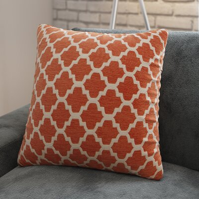Basil Throw Pillow Size: 18 H x 18 W