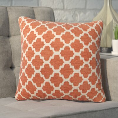 Basil Throw Pillow Size: 16.5 H x 16.5 W