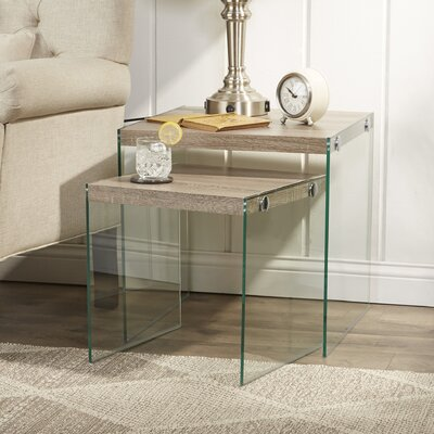 Savilla 2 Piece Nesting Tables