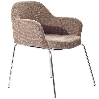 Bradway Cordelia Dining Armchair Finish: Oatmeal