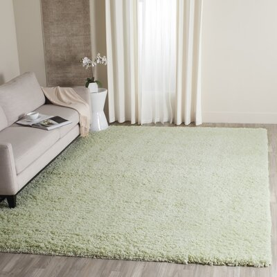 Carrabelle Lime Area Rug Rug Size: Rectangle 4 x 6