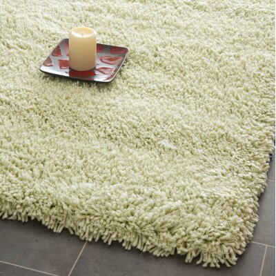 Carrabelle Lime Area Rug Rug Size: 4 x 6