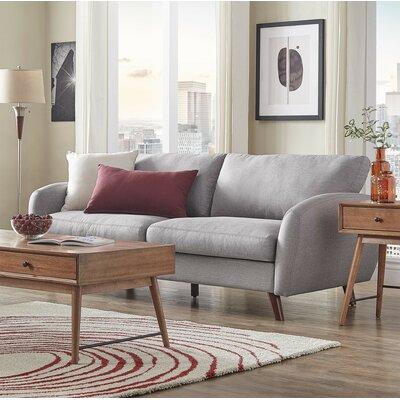 Garraway Sofa Upholstery: Gray