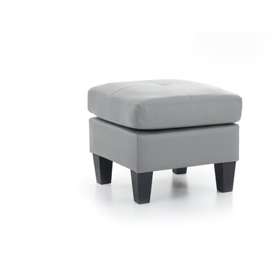 Tiff Ottoman Color: Gray