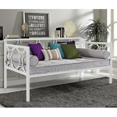 Olivianna Daybed Finish: Pure White