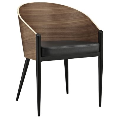 Caplan ArmChair Finish: Walnut