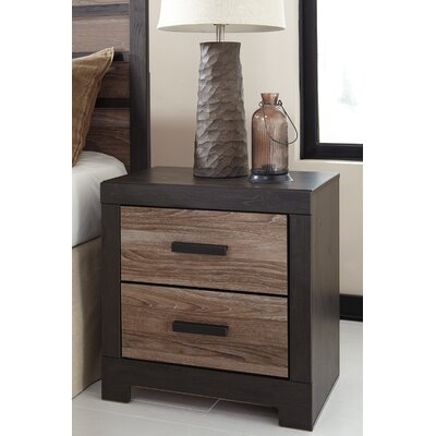 Arjun 2 Drawer Nightstand