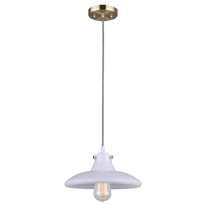Caprio 1-Light Inverted Pendant