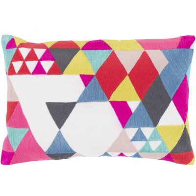 Annika 100% Cotton Lumbar Pillow Cover