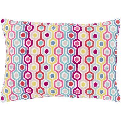 Astrid Rectangular 100% Cotton Lumbar Pillow