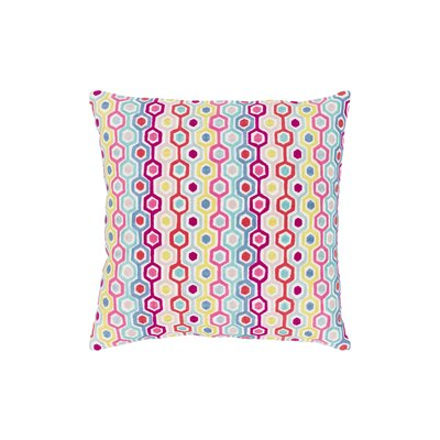 Astrid Throw Pillow Size: 18 H x 18 W x 4 D