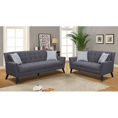 Carls Sofa and Loveseat Set