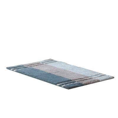 Laperle Bath Rug Color: Slate