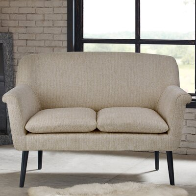Strouth Rolled Loveseat