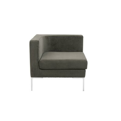 Mccurley Side Chair Upholstery: Dark Gray